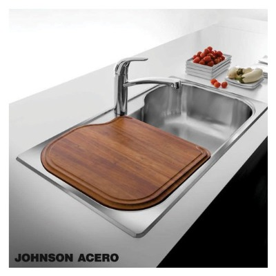 Johnson tabla de madera Talu para bachas Luxor